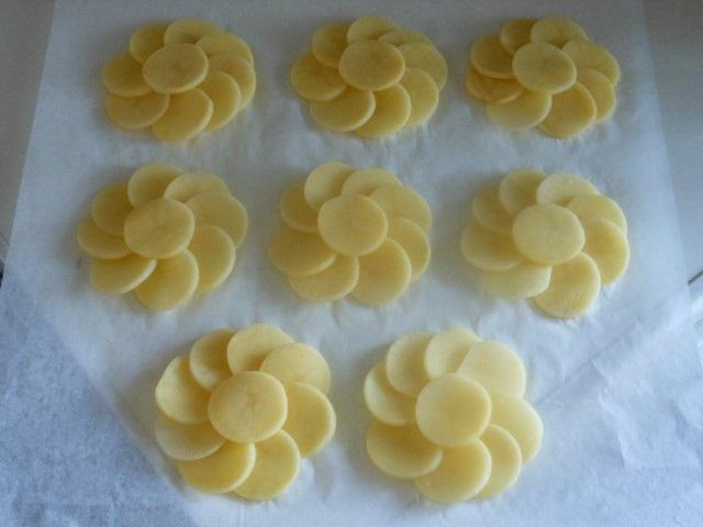 Aardappels a la Tabatiere (2)