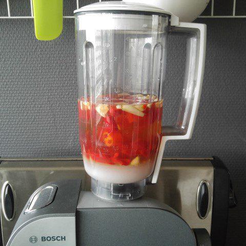 Thai Sweet Chili Saus helemaal zelf maken! :D