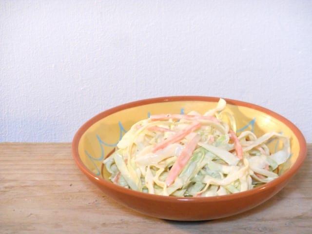 coleslaw met griekse yoghurt (Small)
