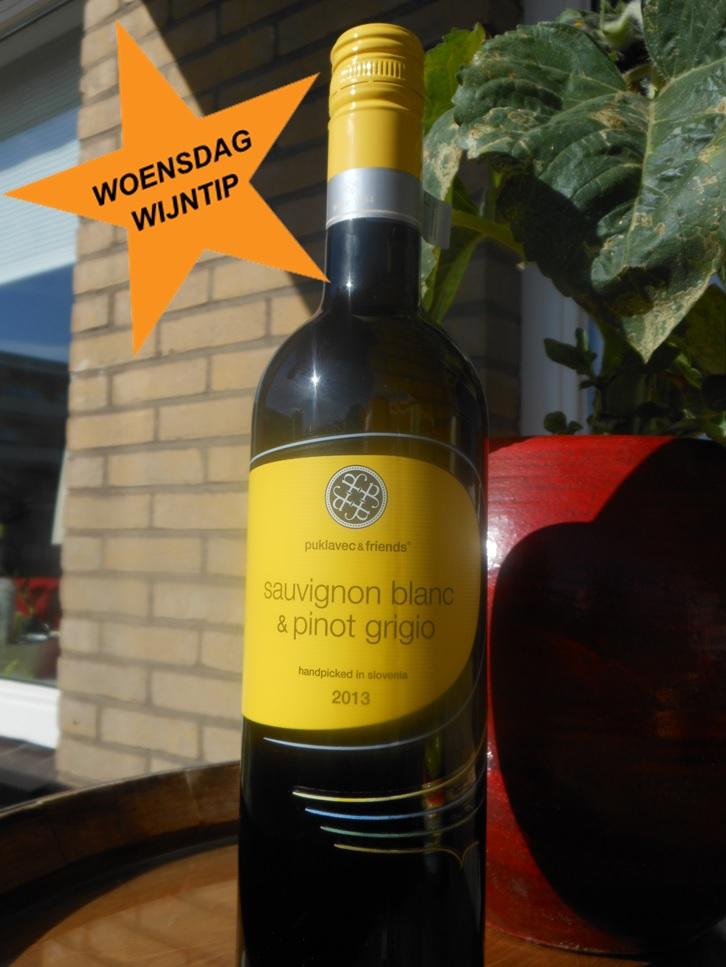 Woensdag Wijntip - Puklavec & Friends