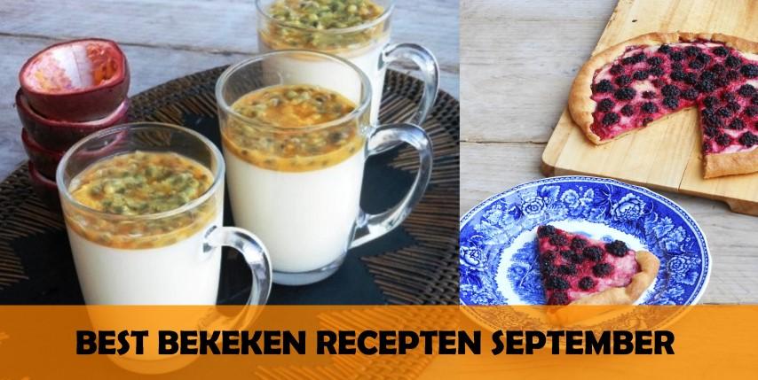 September 2014 - best bekeken recepten (Small)