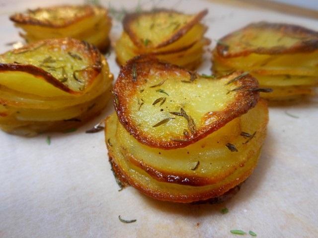 Pommes Anna (mini)