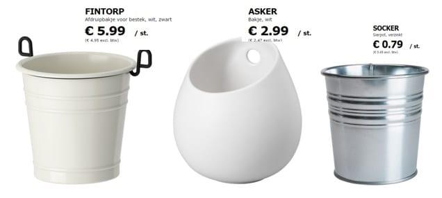 Keukenrek Ikea : DIY: Een handig keukenrek maken ? OngewoonLekker.com