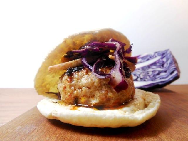 Chorizohamburger (Small)