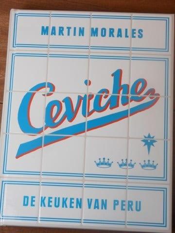 REVIEW: Ceviche - Martin Morales