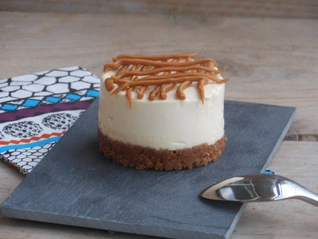Speculoos Cheesecake (Small)