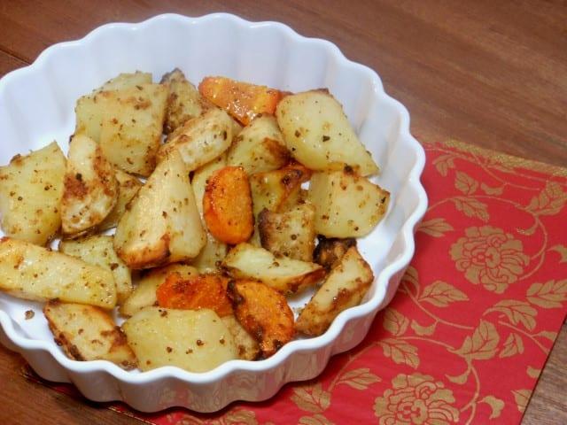 groentes met mosterd en citroen (Small)