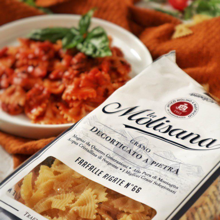 Simpel en snel Pasta alla Vodka