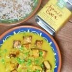 Curry Madras (vegan)
