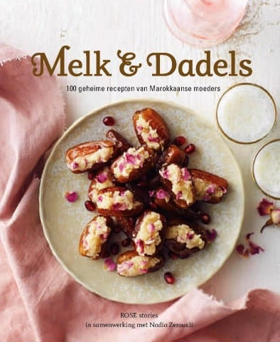 Nadia Zerouali - Melk & Dadels