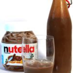 Nutella liqueur