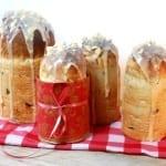 Russisch paasbrood