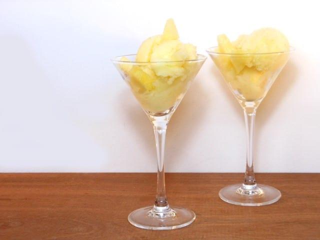 ananas sorbet (Small)