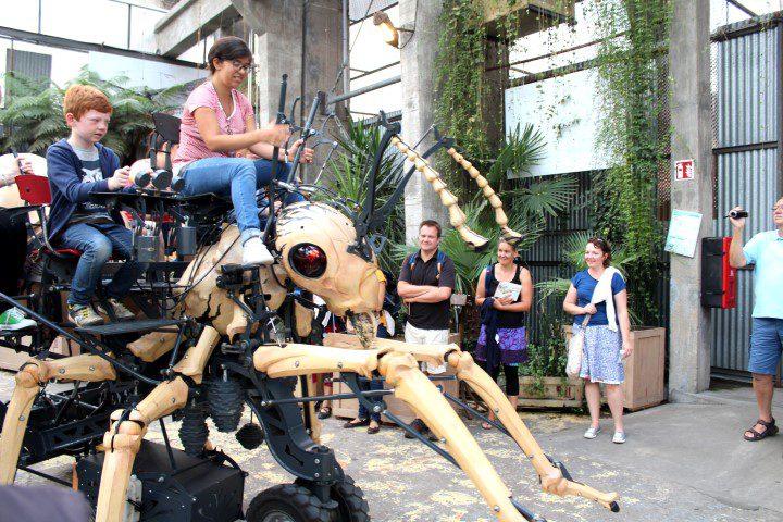 The Machines de l'île