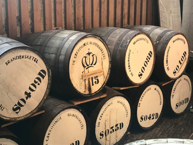 De eerste Nederlandse whiskyreis