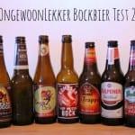 Bockbier test 2015