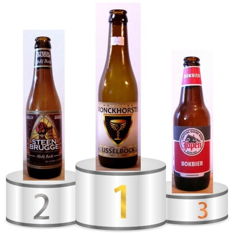 bokbier podium (Small)