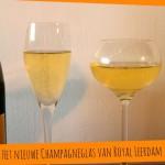 OngewoonLekker test: een nieuw glas voor champagne!