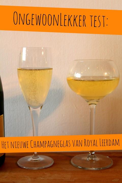nieuw champagneglas Leerdam (Small)
