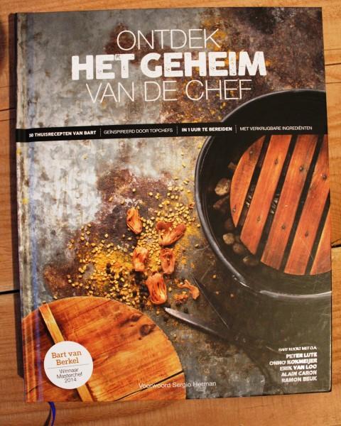 Bart van Berkel - Ontdek het geheim van de chef