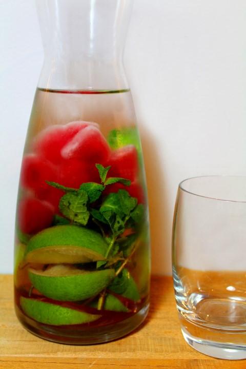 Lekker fruitig water