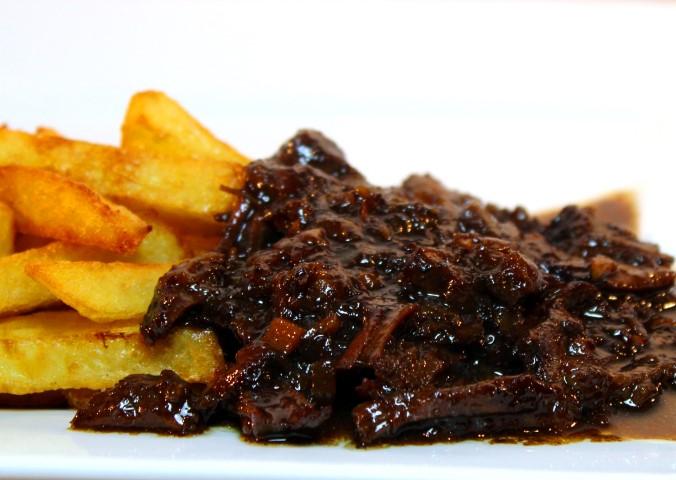 Limburgs zuurvlees (zoervleisj) recept