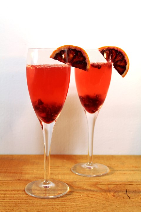 Cava cocktail met bloedsinaasappel (Small)