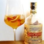 Don Papa rum cocktail