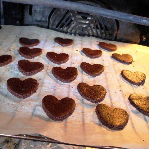brownie koekjes met bloedsinaasappel botercréme (4) (Small)