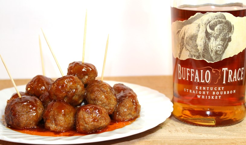 Bourbon gehaktballetjes