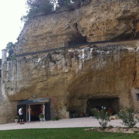 Vakantietip: de Loire - maison troglodytes