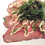 Super snelle Vitello Tonnato