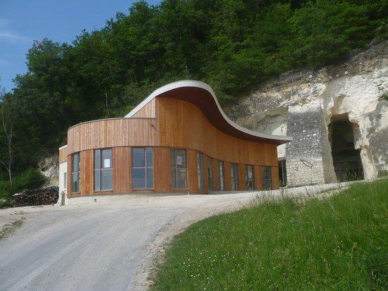 Vakantietip: de Loire - cave touristique panzoult