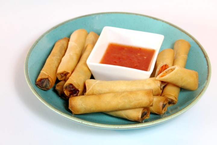 Kimchi Loempia