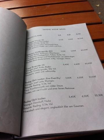 Bremen  Weincafé Engel