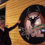 Wenen: XXL-Restaurant Leopoldauer Alm