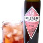 Pink Americano met Belsazar Rosé Vermouth