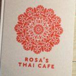 Saiphin Moore - Rosa's Thai Café
