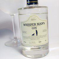 Whisper Man's Gin