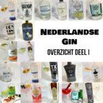 Nederlandse Gin, een overzicht!