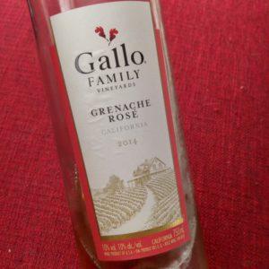 Terrine van zomerfruit met rosé wijn