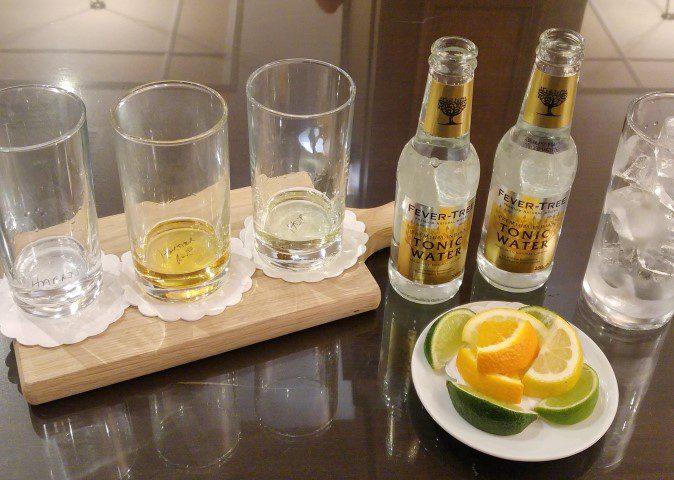 Gin tasting Scotland