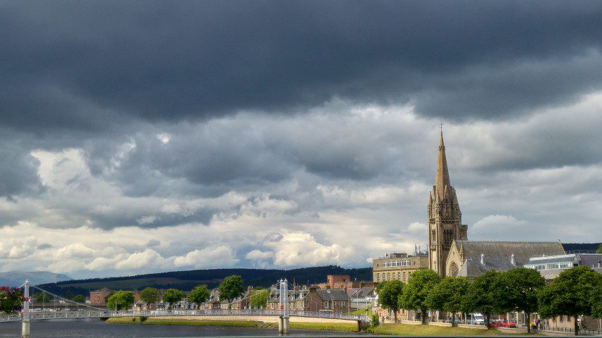 Rondreis Schotland: Inverness