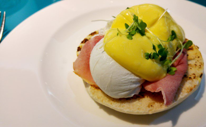 Eggs Benedict - G&V Royal Mile Hotel