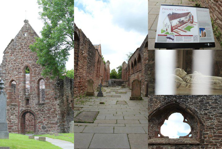 Beauly Priory Church