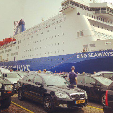 Rondreis Schotland DFDS Seaways