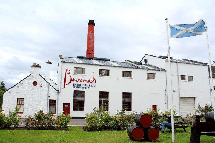 Rondreis Schotland - Benromach