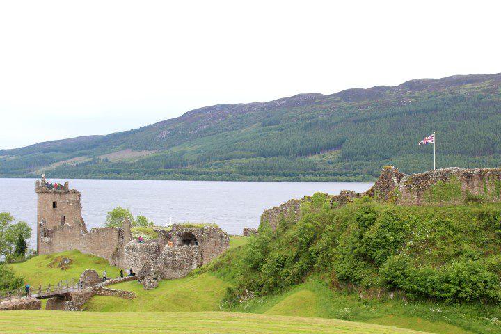 Rondreis Schotland Urquhart Castle