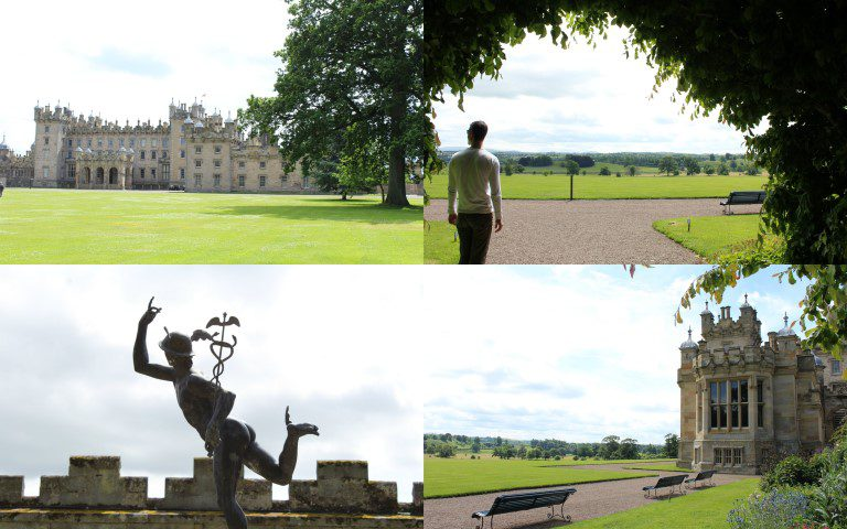 Discover Floors Castle, Scotland's largest inhabited Castle