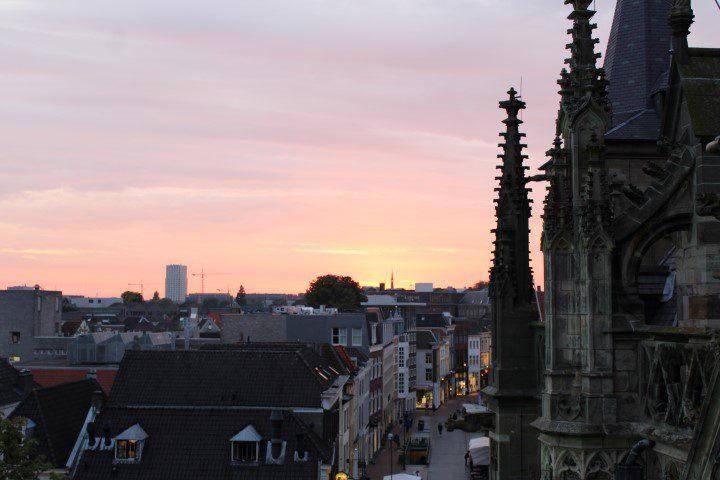 Een fantastisch uitzicht over ´s-Hertogenbosch